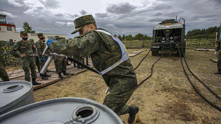 В Забайкалье двое военнослужащихпытались украсть 15 тонн горючки