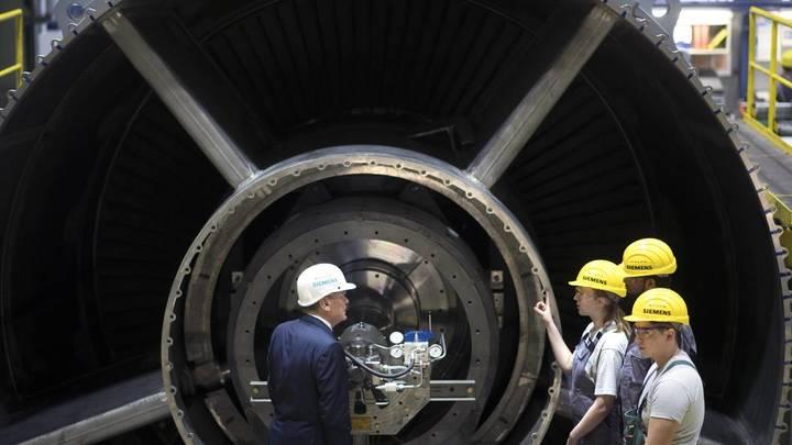 Берлин предлагает ужесточить санкции против РФ за вымышленные поставки турбин Siemens
