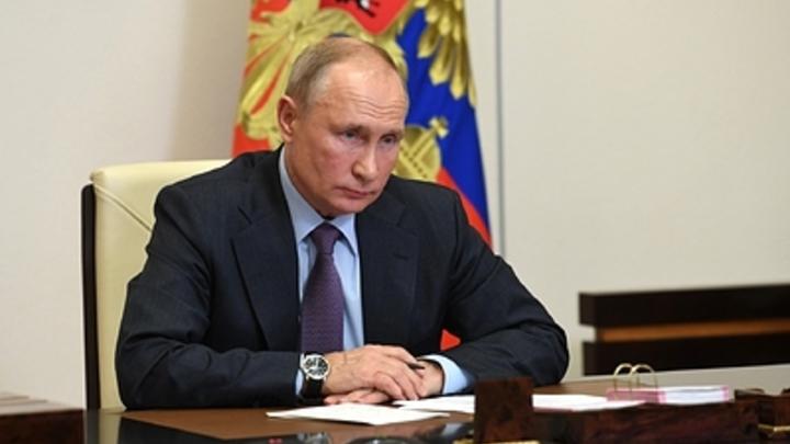 Подпись Путина незамедлительна: В Кремле назвали документ, где скорость важнее всего