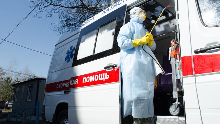 В больницах - десятки жителей ДНР: Коронавирус подозревают даже у детей