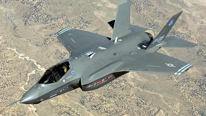 Предназначенные Израилю американские истребители F-35 оказались бракованными
