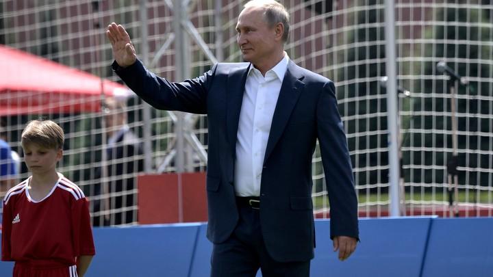 ВЦИОМ сообщил о росте доверия граждан к Владимиру Путину