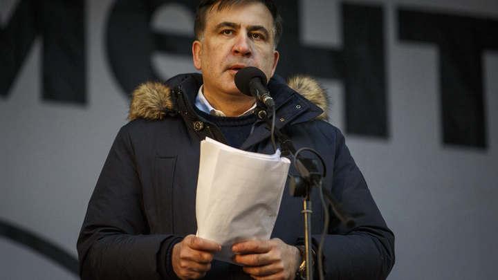 Саакашвили подскажет украинцам, кого выбрать новым президентом