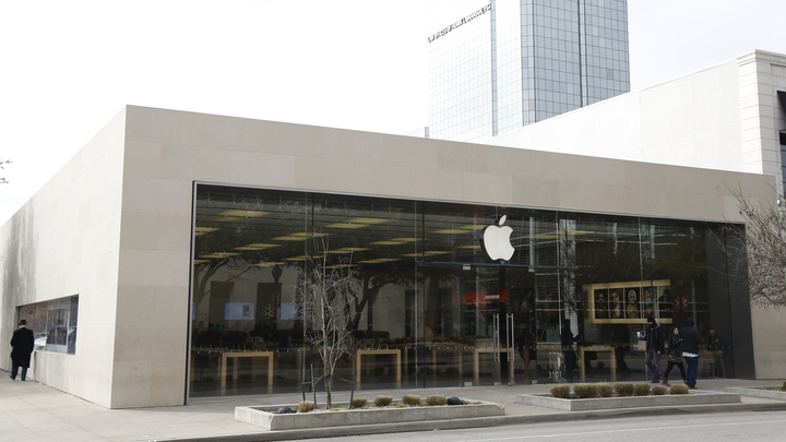 Магазин Apple закрылся на переучет: В России наблюдается сбой в работе AppStore