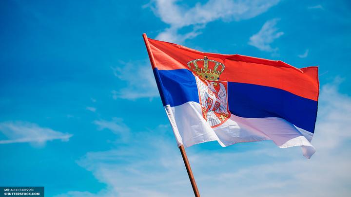 Сторонники и противники президента Вучича подрались в подземном переходе в центре Белграда