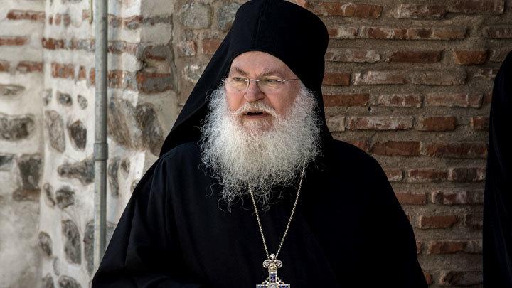 Прибывший на интронизацию в Киев игумен афонского монастыря Ватопед старец Ефрем госпитализирован с инфарктом
