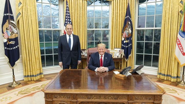 А как же санкции? Трамп сделал Лаврову деловое предложение - СМИ