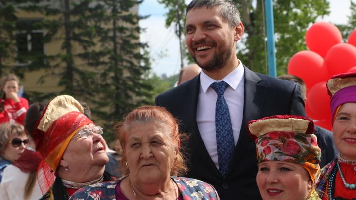 Губернатор Осипов: Сплоченность и дружелюбие помогут выжить русскому народу