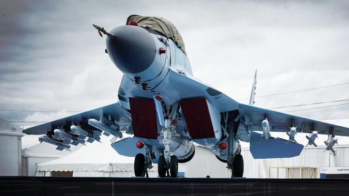 Самолёт на вырост: МиГ-35 взлетает в пятое поколение