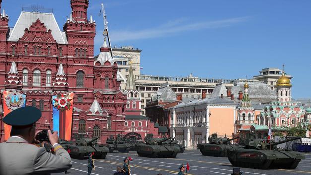Оно реальное: Западные СМИ оценили силу и мощь супероружия России на параде Победы
