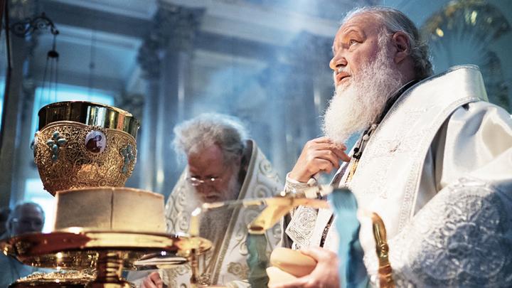 Крест Предстоятеля: К 72-летию Святейшего Патриарха Кирилла