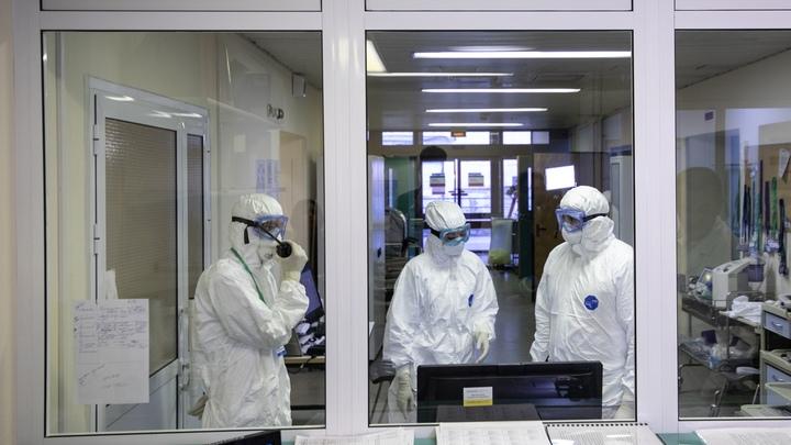 Ковидная база открывается в роддоме Челябинской области