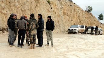 Курды сообщают, что проасадовские силы вошли в Африн