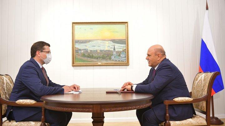 Мишустин поручил выделить 1,9 млрд рублей на капремонт Нижегородской областной детской больницы