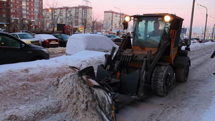 Город настолько суров, что здесь даже снег черный!: В Кузбассе ищут ответ загадке природы - видео