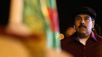 Спасибо, что есть такой лидер: Мадуро рассыпался в похвалах президенту России