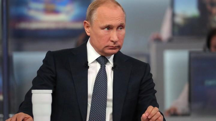 Владимир Путин рассказал, как обрел веру в Бога