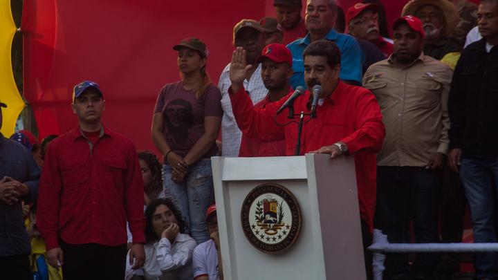 Есть видеозаписи: Три группы наемников собирались похитить и убить президента Венесуэлы Мадуро