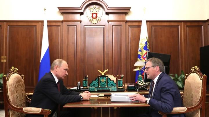 Бизнес любит поплакать иногда, но: Путину рассказали об ударе COVID по предпринимателям в цифрах