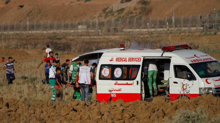Военные Израиля открыли огонь по палестинцам: Пострадали 49 жителей сектора Газа