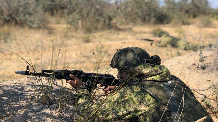НАК обнаружил группу боевиков в Хасавюртовском районе Дагестана