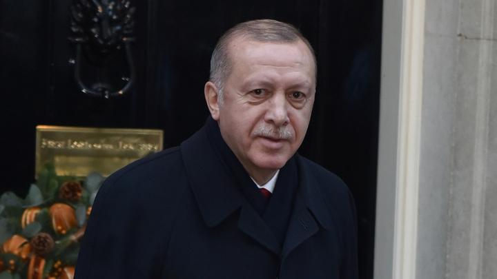 Эрдоган после убийства Сулеймани связался с лидерами Ирака и Ирана