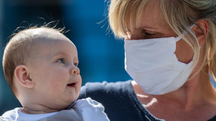 Многие не кашляют и не температурят: COVID-19 у детей может ударить по ЖКТ