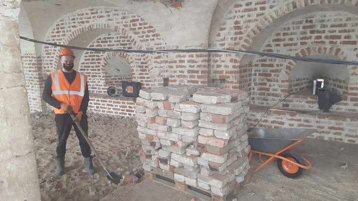 В Петербурге добились восстановления мемориала и фонтана на Пестеля, который не работает 10 лет