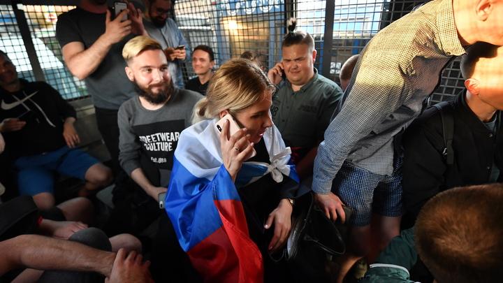 Позор в Женеве: Как Соболь переплюнула Мутко