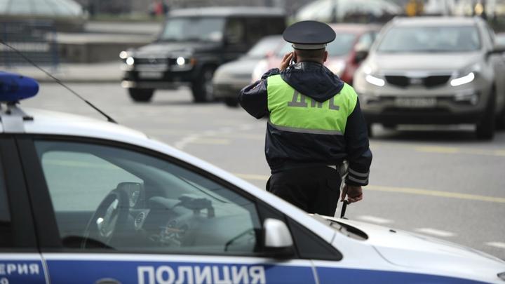 Начальник московского УГИББД наказан после того, как лихач на Gelandewagen скрылся с места ДТП