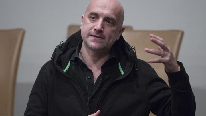 Пока всё плохо, оба лежат под американцами: Прилепин назвал весёлый исход выборов на Украине