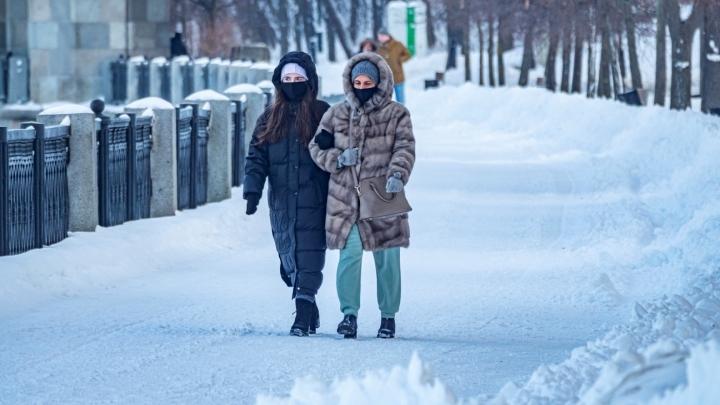 Климатологи прогнозируют очень холодную зиму с экстремальными морозами в Кузбассе