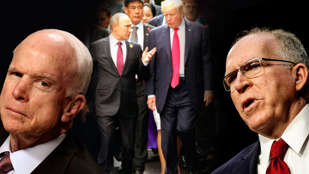 Трамп назвал дураками врагов России