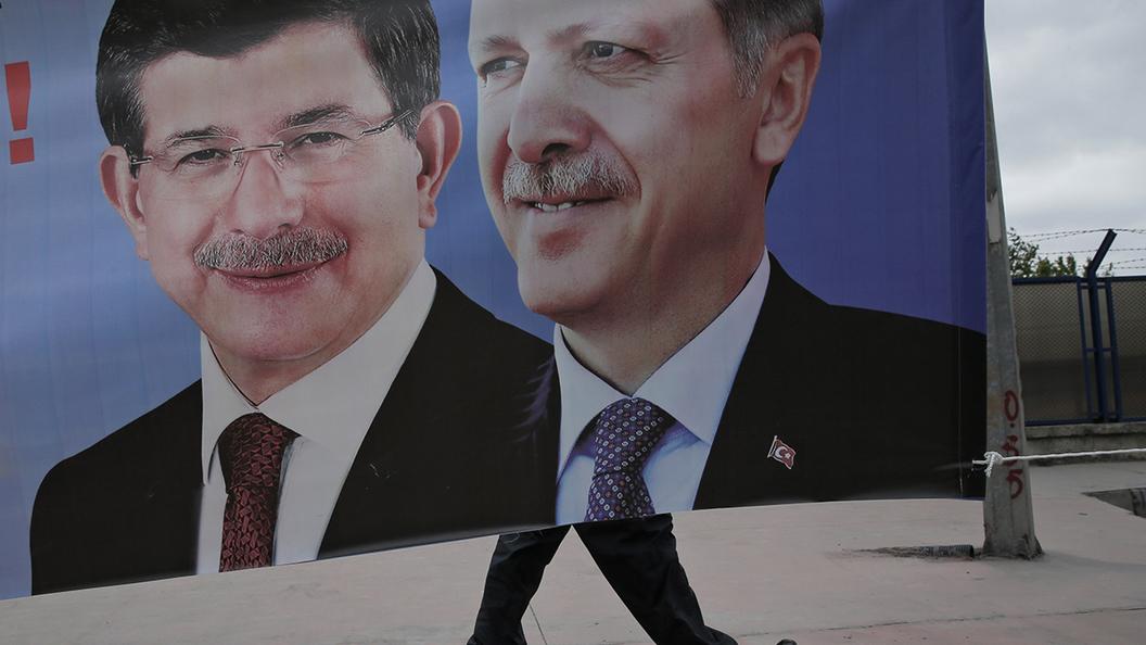 Россия расколола Турцию
