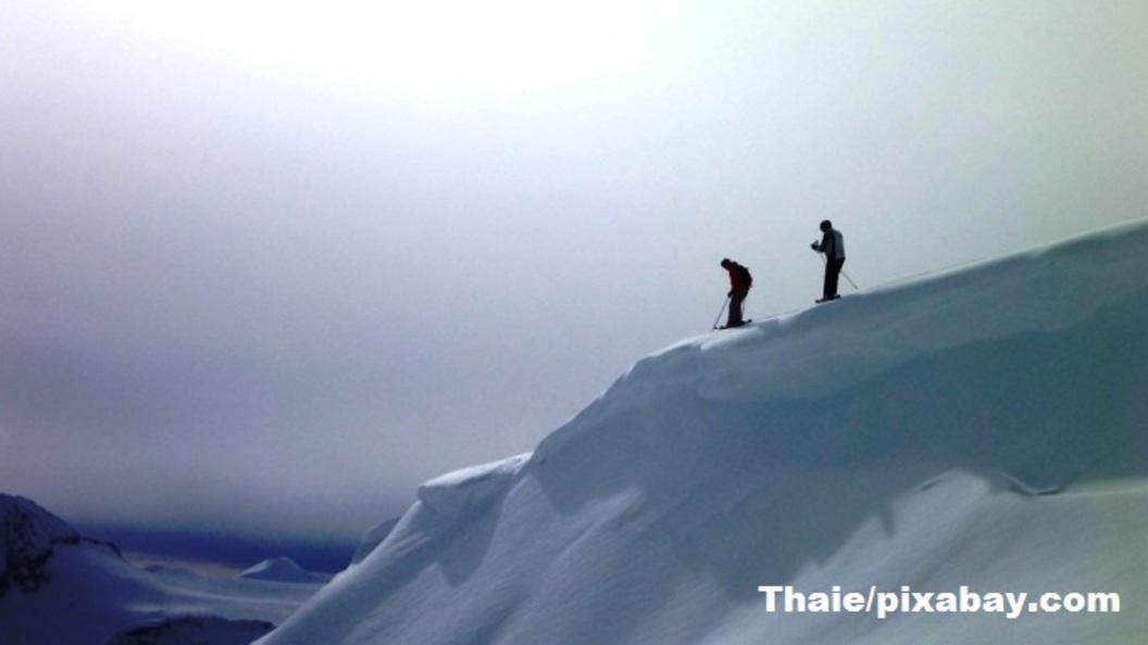 Погибший под лавиной в Альпах горнолыжник из России нарушал правила