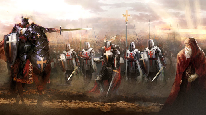 Один день в истории: казнь деятелей ордена тамплиеров