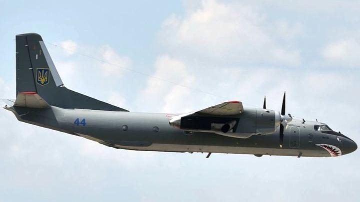 Как один украинский самолёт «победил» Черноморский флот
