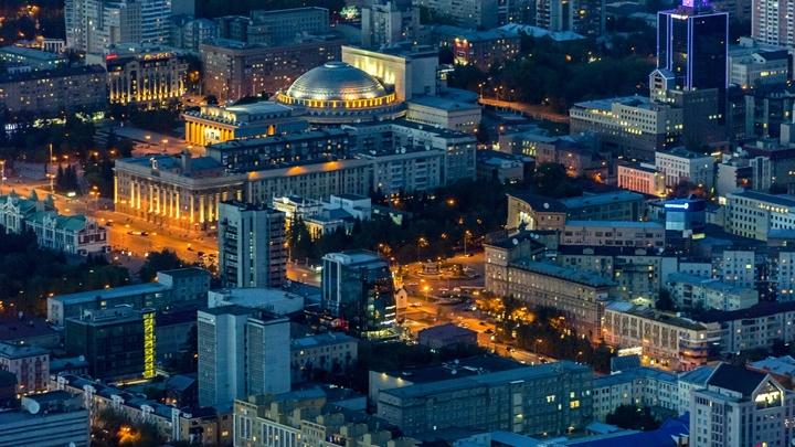 В Новосибирске хотят перекрыть улицу Ленина на новогодние праздники