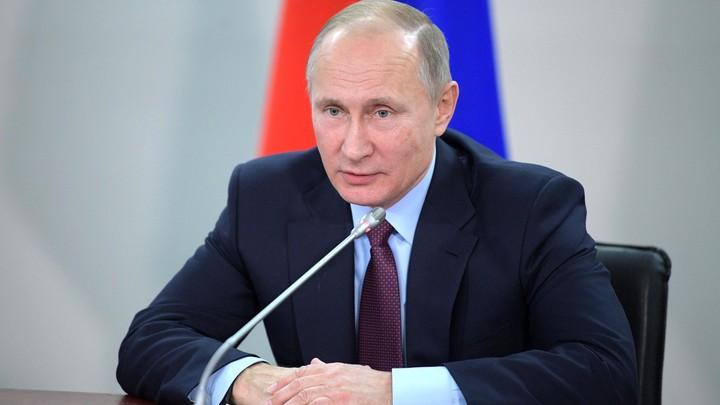 Египетские переводчики присвоили Путину титул монарха