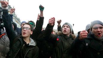 «Долой Царя!», «Долой Путина!»: Лозунги для развязывания новой гражданской войны