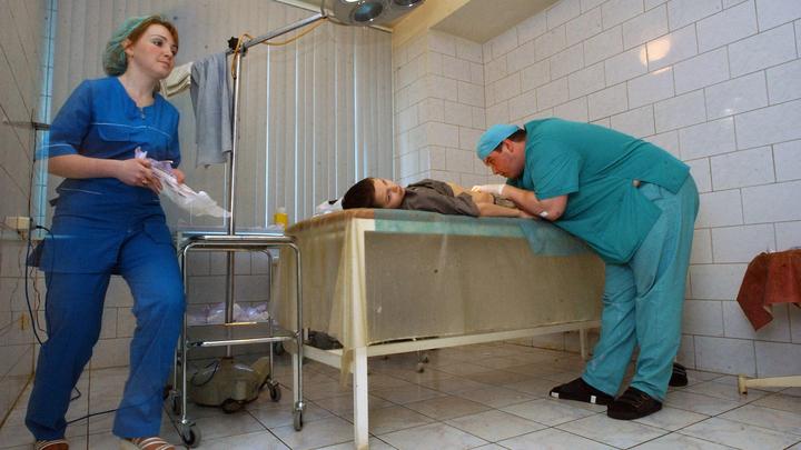 Без отопления и водопровода: Счётная палата опубликовала неожиданный отчёт о детских больницах России