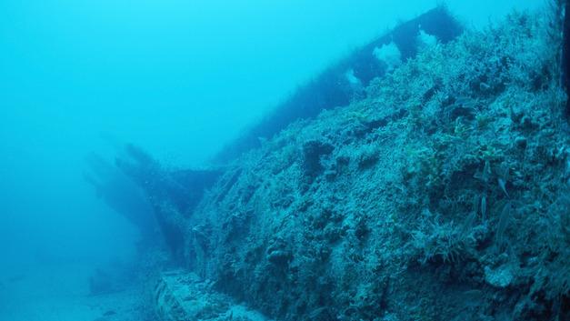 В Финском заливе нашли советскую подлодку, пропавшую в годы Второй мировой войны