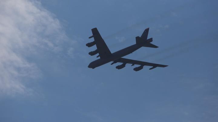 Минобороны рассказало, как ядерный бомбардировщик США удирал от ПВО России