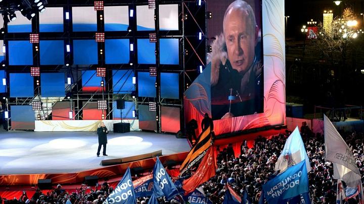 Русская политическая нация разозлила гетто либералов до истерики