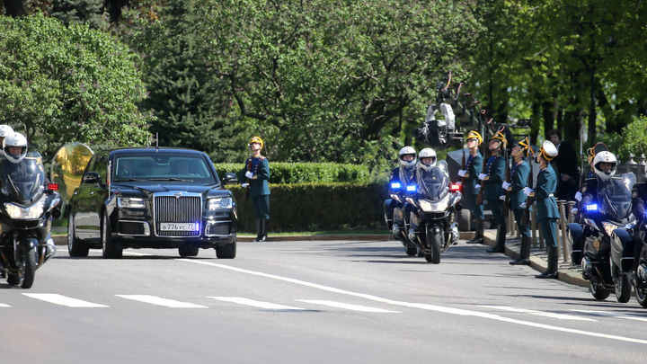 The Economist назвал сенсацию новой инаугурации Путина