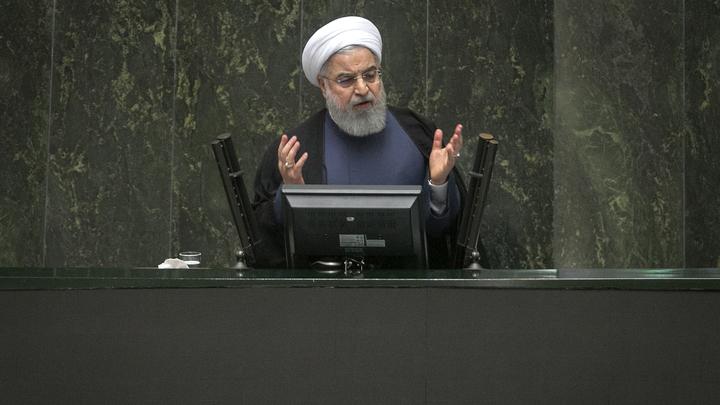 «Почему вы не вспомните об 11 сентября?»: Президент Ирана усовестил Никки Хейли