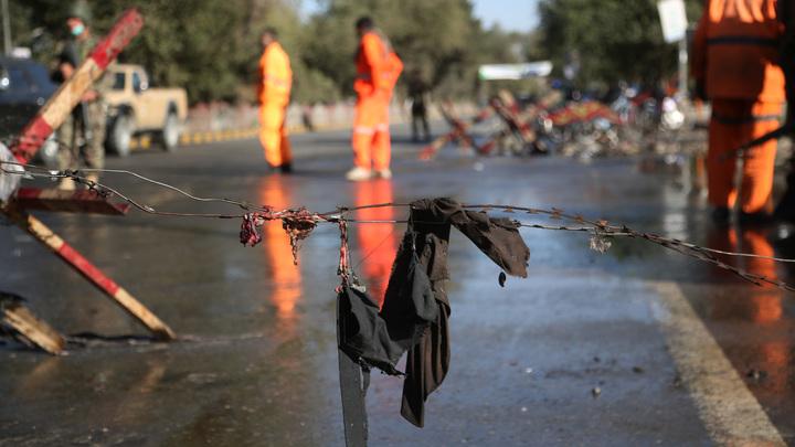Теракт в Афганистане у здания нацбезопасности: 7 погибли, 85 ранены - СМИ