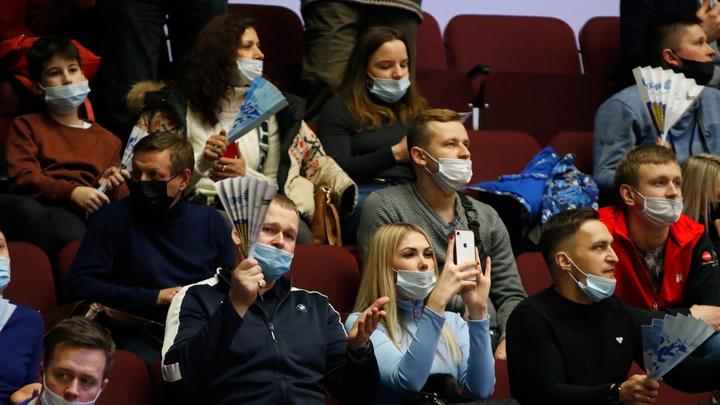 За неделю в Петербурге количество больных коронавирусом увеличилось на 189%
