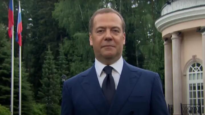 Дмитрий Медведев поздравил жителей Кузбасса с 300-летием региона