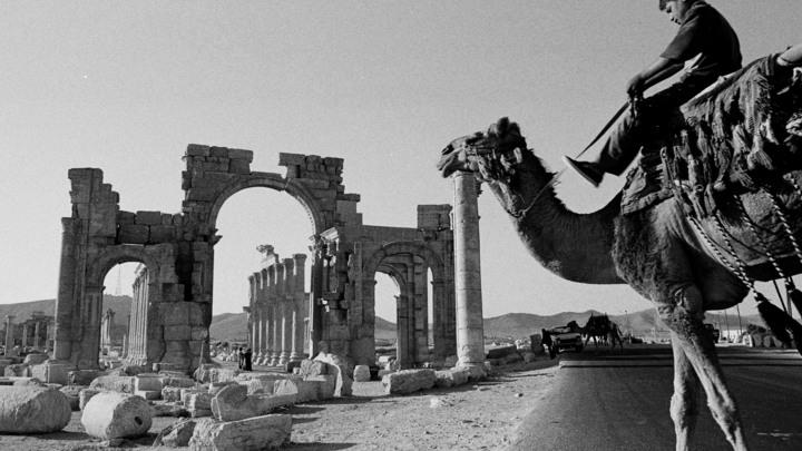 В Москве покажут спасенные от террористов артефакты 12 тысячелетий истории Сирии